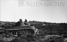 Operation Eilbote : Tiger 121 breaks cover