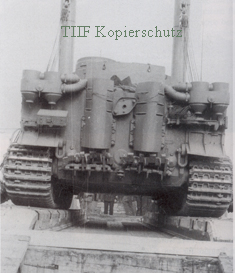 Rear of Tiger 112
