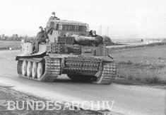 Tiger 243 arrives in Tunisia