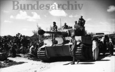 Tiger 724 travels to Maknassy