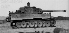 Thumbnail image: Tiger 712 and Djebel Ichkeul