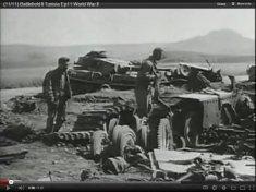 Hunt's Gap exploded wrecks