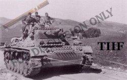 Pz.3 towed away from Sidi N'sir