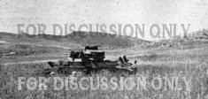 Pz.3 immobilised at Sidi N'sir
