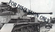 Pz.4 halts during Operation Ochsenkopf
