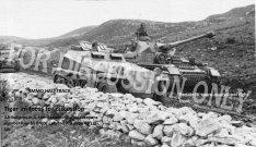 Kampfgruppe Lang above Sidi N'sir