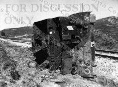 Carrier knocked out near Sidi N'sir