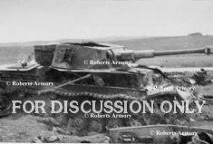 Wrecked Pz.4 from Operation Ochsenkopf