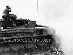 Pz.4 fighting at Sidi N'sir