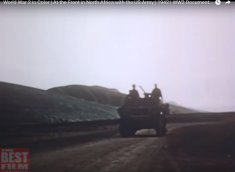 M3 in Hunt's Gap, 1942