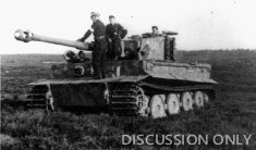 Thumbnail image: Tiger 200 in training