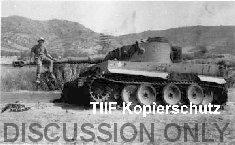 Thumbnail image: Tiger 211 abandoned