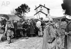 Prisoners at Sidi N'sir