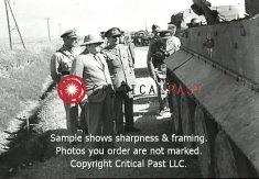 Thumbnail image: Churchill examines Tiger 121