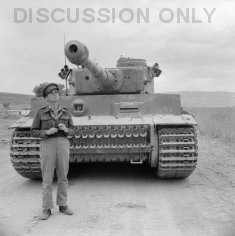 Looking at the KwK36 of Tiger 131