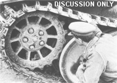 Thumbnail image: Looking at the sprocket of Tiger 131