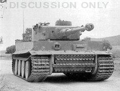 Tiger 131 test drive