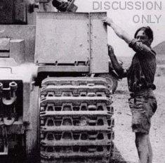Thumbnail image: Mudguard of Tiger 131