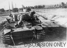 Tiger 11 gets towed