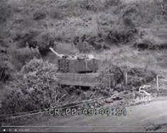 Tiger 133 is filmed