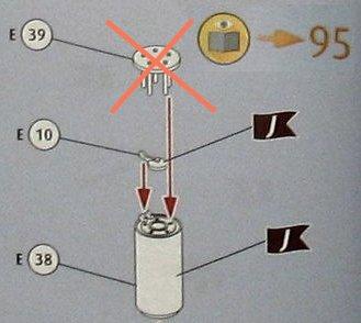 Tiki's exhaust stack