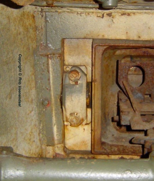 Mantlet bearing