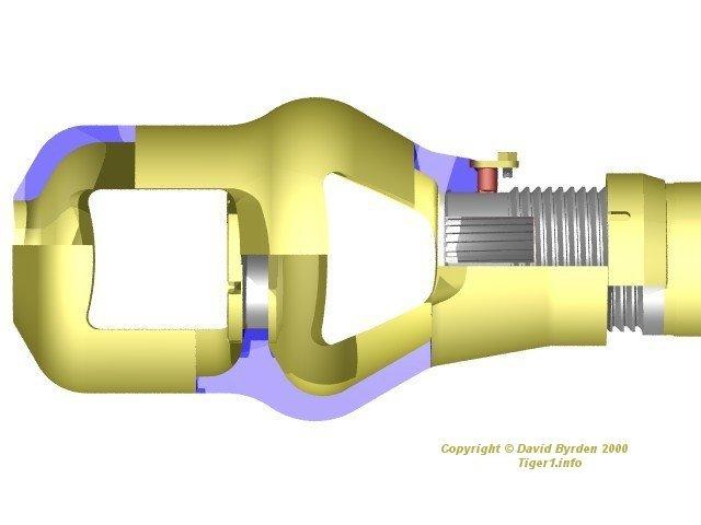 Muzzle brake   TIGER1 INFO