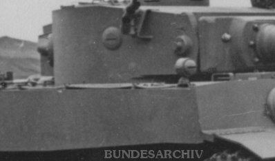 New Tiger delivered to s.Pz.Abt. 501