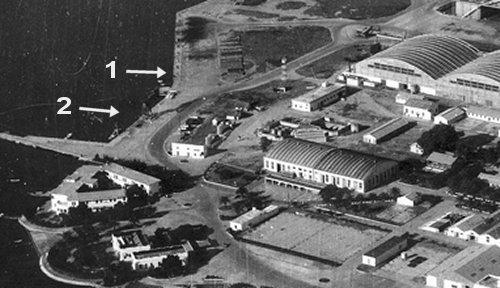 Karouba seaplane port