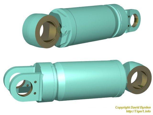 HT90 shock absorber models