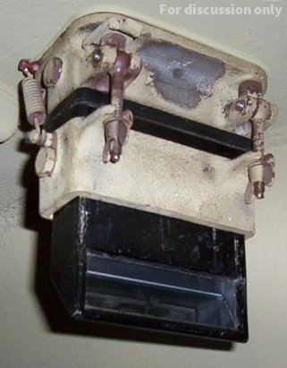 Periscope holder