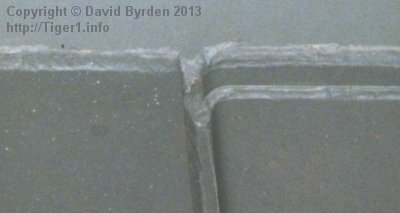 Rear sponson floor