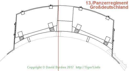 1.4 meter turret bin on GD Tiger