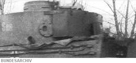 1.4 meter turret bin on GD Tiger S20