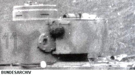 1.4 meter turret bin on LAH Tiger