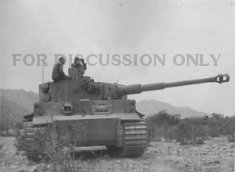 Operation Eilbote : Tiger 121
