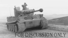 Operation Eilbote : Tiger 121 approaches Djebel Solbia