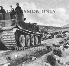 Operation Eilbote : Tigers move up
