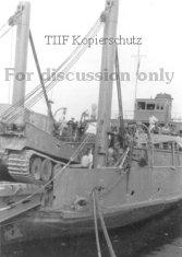112 enters a ship at Reggio