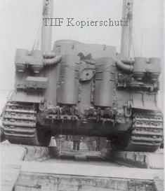 Rear of Tiger 112