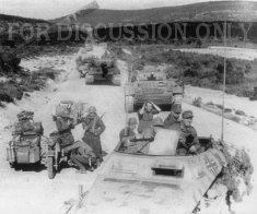 Operation Eilbote : The Kampfgruppe halts