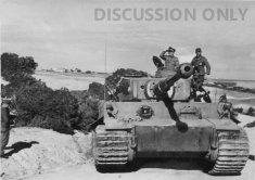 Operation Eilbote : Tiger 141 halts