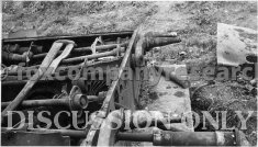 Thumbnail image: Wreckage of Tiger 142
