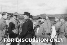 Operation Eilbote : Conference