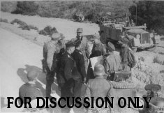 Operation Eilbote : Officers' meeting