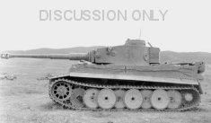 Tiger 131 and Djebel al Mughrah