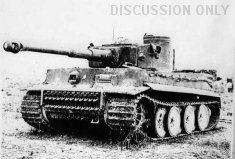 Tiger 131 in Red Cap Alley