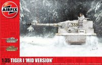 The box-art of the 'Tiger 1 Mid Version'
