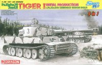 The box-art of the 'Tiger I Initial Production, s.Pz.Abt.502 Leningrad'