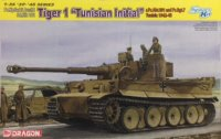 The box-art of the 'Tiger 1 Tunisian Initial'
